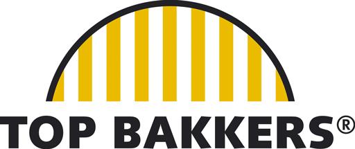 Het logo van Top Bakkers